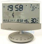 Imagen de Reloj estación meteorológica